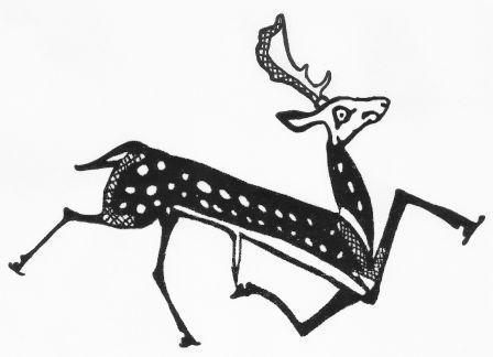 The Fallow Deer Project Logo